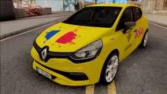 Renault Clio RS 2015 Trophy Edition для GTA San Andreas
