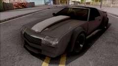 FlatOut Splitter Cabrio Custom для GTA San Andreas
