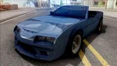FlatOut Daytana Cabrio для GTA San Andreas