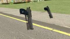 Hawk And Little Pistol GTA V (LSPD) V4 для GTA San Andreas