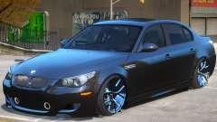 BMW M5 E60 V1.2 для GTA 4