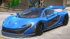 McLaren P1 Upd для GTA 4