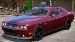 Dodge Challenger SRT V1.1 для GTA 4