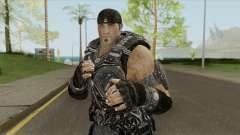 Marcus Black Steel (Gears Of War 4) для GTA San Andreas