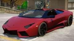 Lamborghini Gallardo Rodster V1.1 для GTA 4