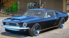 Shelby GT500 V1 для GTA 4