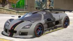 Gumpert Apollo PJ1 для GTA 4