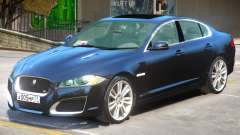 Jaguar XF-R V2 для GTA 4