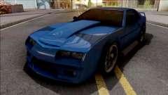 FlatOut Daytana Custom v2 для GTA San Andreas