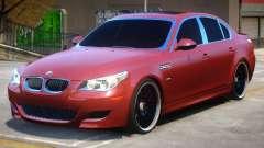 BMW M5 E60 R1 для GTA 4