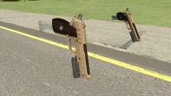 Hawk And Little Pistol GTA V (Army) V5 для GTA San Andreas