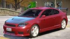 Toyota Scion V1 для GTA 4