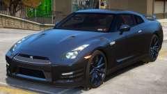 Nissan GT-R V2 для GTA 4