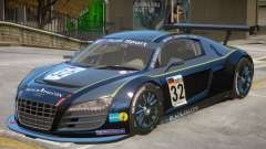 Audi R8 GT-S V1 PJ5 для GTA 4