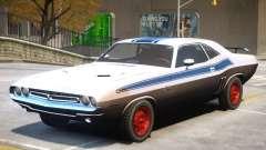Dodge Challenger V1 PJ3 для GTA 4