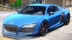 Audi R8 LMX для GTA 4