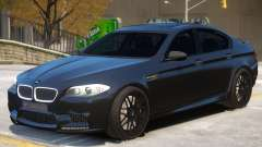 BMW M5 F10 R2 для GTA 4