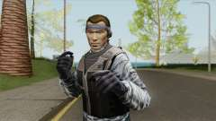 Character From Point Blank V6 для GTA San Andreas