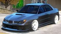 Subaru Impreza V1.2 для GTA 4