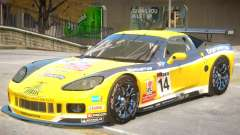 Chevrolet Corvette GT PJ4 для GTA 4