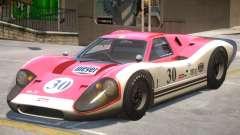 Ford GT40 PJ5 для GTA 4