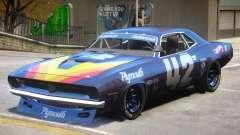 1970 Plymouth Cuda PJ1 для GTA 4