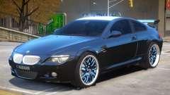 BMW M6 Hamann V1 для GTA 4