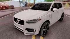 Volvo XC90 2017 Lowpoly для GTA San Andreas
