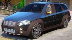 Fiat Palio V1 для GTA 4