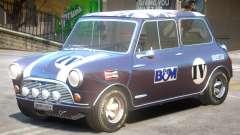 Mini Cooper V1 PJ3 для GTA 4