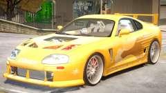 Toyota Supra Mark IV для GTA 4