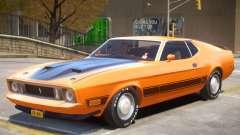 1973 Ford Mustang R3 для GTA 4