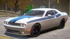 Dodge Challenger SRT V1.1 PJ2 для GTA 4