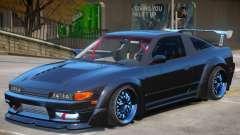 Nissan Sileighty V1 для GTA 4