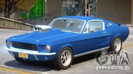 1967 Ford Mustang V1 для GTA 4