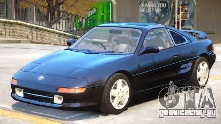 Toyota MR2 V1 для GTA 4