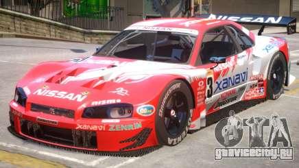 Nissan Skyline GTC PJ1 для GTA 4