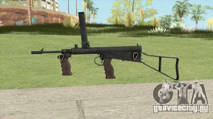 Owen SMG (Day Of Infamy) для GTA San Andreas