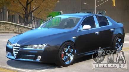 Alfa Romeo 159 JTS V1 для GTA 4