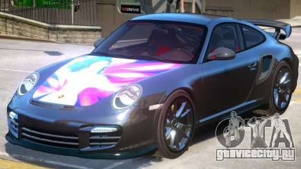Porsche 911 GT2 PJ8 для GTA 4