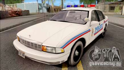 Chevrolet Caprice 1995 SA State Police для GTA San Andreas