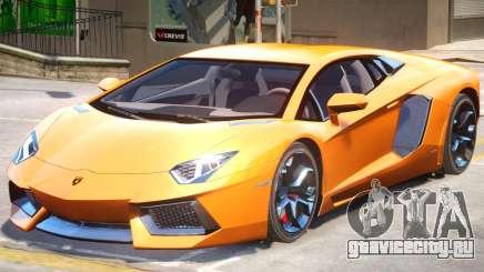 2012 Lamborghini Aventador для GTA 4