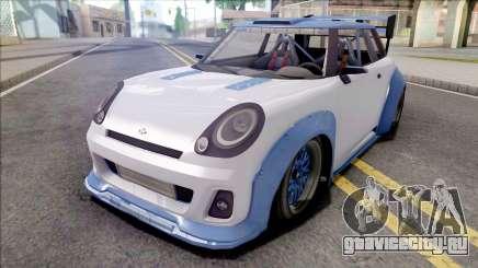GTA V Weeny Issi Sport для GTA San Andreas