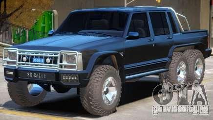 Jeep Carver V2 для GTA 4