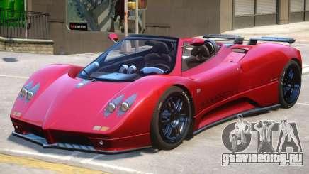 Pagani Zonda C12S V1.5 для GTA 4