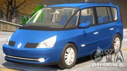 Renault Espace V1 для GTA 4