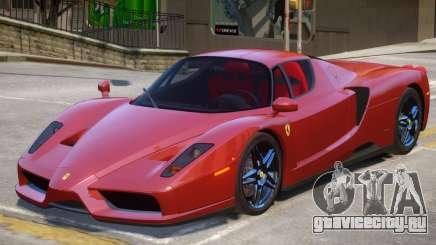Ferrari Enzo V1.1 для GTA 4