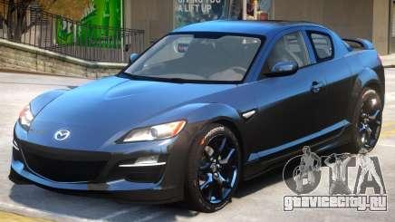 Mazda RX-8 V1 для GTA 4