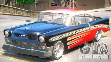 1956 Chevrolet Bel Air PJ для GTA 4