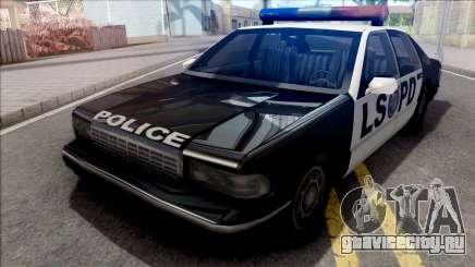 Declasse Impaler 1996 Police для GTA San Andreas